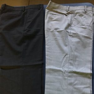 2 pairs of Adidas Golf Pants 36x34